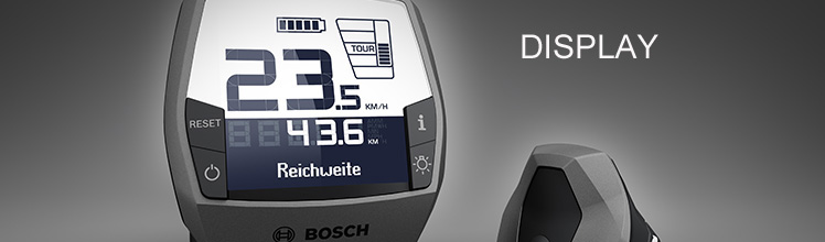 Bosch E-Bike Display Teile