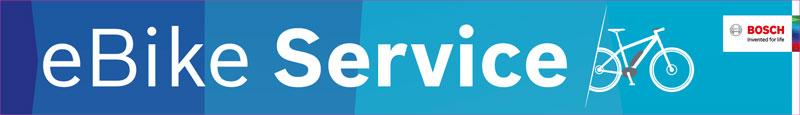 Banner Bosch eBike Service